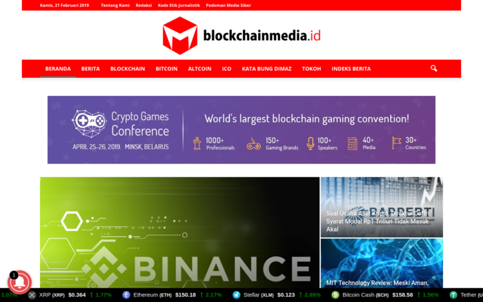 Blockchain Media Indonesia