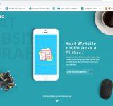 Lepiza Agency - Jasa Design Website