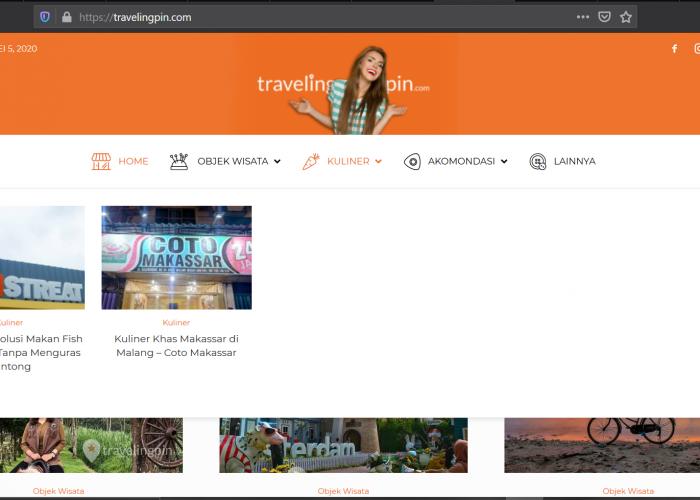 Travelingpin.com – Tempat Wisata Terdekat