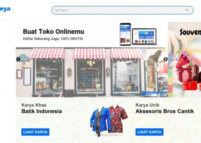 Mariberkarya – Jual Kerajinan Tangan Indonesia